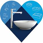 Picture of La APP Grohe BestMatch identifica la combinaci�n perfecta de lavabo y grifer�a