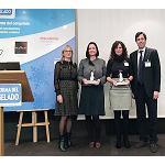 Picture of Dia y Gigante, ganadores de los premios Mes del Congelado 2014