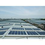 Foto de Una f�brica de Asia Pulp & Paper alberga una de las plantas solares sobre cubierta m�s grandes del mundo