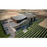 Fotografia de Inbisa inicia la construcci�n de una nueva bodega para Vi�edos de Aldeanueva en La Rioja