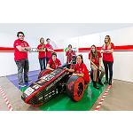 Picture of Izar colabora en Formula Student