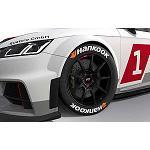 Picture of Hankook se convierte en el proveedor exclusivo de neum�ticos de la nueva Copa Audi Sport TT Cup