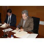 Foto de La Regi�n de Murcia y Aenor se unen para reducir las emisiones de gases de efecto invernadero