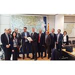 Foto de Cimalsa recibe una delegación del gobierno de Marruecos