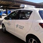 Foto de Cimalsa incorpora vehículos híbridos al servicio de vigilancia de sus centrales