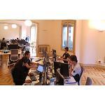 Foto de Forcadell asesora a BaseTis en el arrendamiento de unas oficinas en La Pedrera de Barcelona