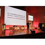 Foto de Inerzia acude al XV Congreso Español de Centros y Parques Comerciales en Alicante