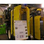 Picture of Caffini develops a sprayer that retrieves up to 96 percent of the product