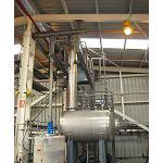 Foto de Instalaci�n de absorci�n de metanol en plantas de biodi�sel