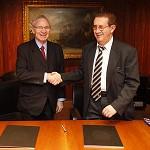 Foto de La Cambra de Barcelona y Ferrmed firman un convenio de colaboración