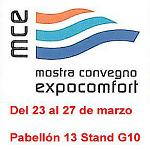 Picture of Present at the Mostra Convegno Expoconfort met Mann