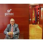 Foto de Entrevista a Josep Gonzlez, presidente de Pimec