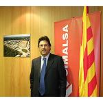 Picture of Interview to Isidre Gav�n, new director of Cimalsa