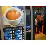 Foto de El Coffe Service y otras bebidas del vending presentes en Vendibrica