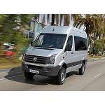 Picture of Volkswagen Commercial vehicles presents the range 4Motion