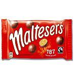 Fotografia de Fairtrade certifica els Maltesers, producte estavella de l'empresa chocolatera Mars