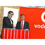 Picture of Sage and Vodafone celebrate the �Day of the efficient mobility'