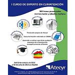 Picture of Atecyr Offers the I course of expert in air conditioning of 300 hours