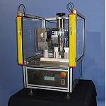Picture of Rovetub Plus, the new cerradora semi-automatic of Rovebloc