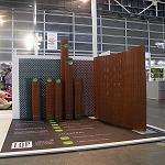 Foto de Catral presenta ocho nuevos productos en Eurobrico 2012