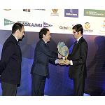 Picture of GO Logistics receives the prize to the Best contracting of hard-working'