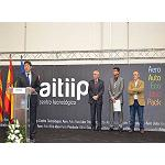 Picture of AITIIP Inaugurates his new headquarters for the investigation and development