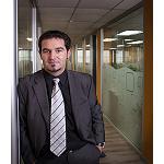 Foto de Josu Bordagarai, gerente y director t�cnico de Solids System-Technik
