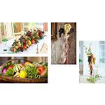 Foto de Catral propone una sabrosa decoraci�n con frutas y verduras