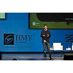 Picture of HMY Yudigar Sponsors the �Design Forum' in the Palace of Congresses of Saragossa