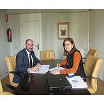 Picture of K�mmerling Signs an agreement with the Association of Sustainability and architecture