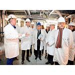 Fotografia de Clariant inaugura una nova planta de producci de polmers a Tarragona
