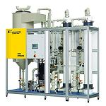 Picture of Kennametal Extrude Hone Develops the additional unit of electrolytic cleaning Hydrom