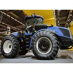 Picture of Trelleborg And New Holland continue his way to a sustainable agriculture in SIMA 2013