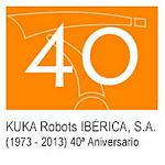 Picture of Kuka Iberian robots celebrates his 40� anniversary