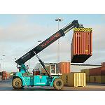 Picture of Konecranes Presents the first carretilla apiladora hybrid of the world