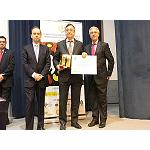 Picture of SPB Receives the national prize �Foresee 2012'  of prevention of labour risks