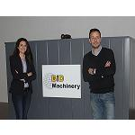 Picture of Interview to Mar�a del Carmen Ruiz and Carlos of the Master, founders of Bid Machinery