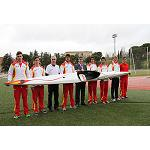 Picture of The Upper Council of Sports delivers 8 piraguas of last generation to the national team sub-23