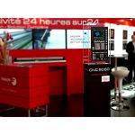 Fotografia de Fagor Automation presenta el seu CNC 8060 en la fira Industrie de Li�