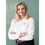 Picture of Katarzyna Byczkowska, new vice-president, responsible of sales and of development of market in Spain and Portugal of Basf Spanish