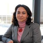 Foto de Leila Mansouri, directora del Congreso Nacional de Limpieza e Higiene Profesional