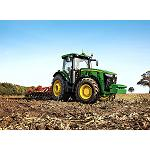 Picture of The new series of tractors star the presence of John Deere in Demoagro