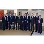 Picture of The Consorci gathers to the oriental consuls to promote Barcelona like logistical centre