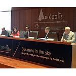 Picture of Aer�polis Shows the possibilities of business of the sector in the international fair Airtec