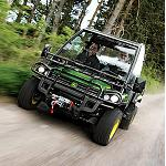 Picture of John Deere improves the Gator XUV 855D 4x4