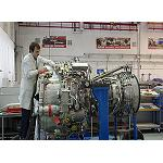 Picture of NPO Saturn Manufactures the engine SAM146 with technology of Siemens Industry Software