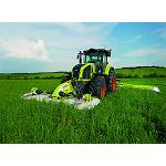 Picture of Claas Plants  in Demoagro with a complete variety of machinery for the siega, treatment and recoleccin of forraje