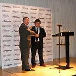 Picture of East it, partner of Mobotix, winner of the prize to the best project of hygiene in Spain in the prizes hygiene Forum 2013