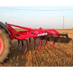 Picture of Jympa Champions in Demoagro the innovation in machinery for the manufacturing of floor