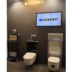 Picture of Geberit Presents his novelties for the bathroom in Construmat 2013